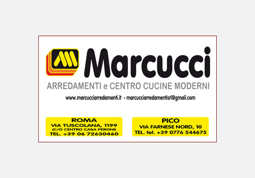 Rally di pico 2016 for Marcucci arredamenti